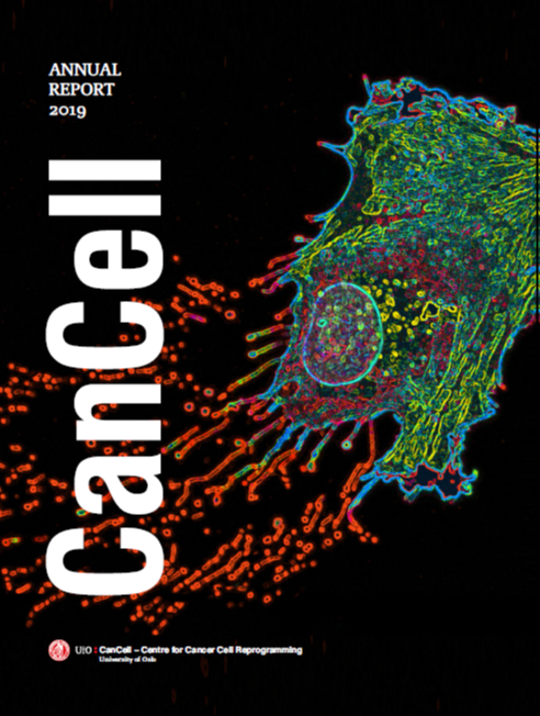 CanCell Annual Report Cover 2018