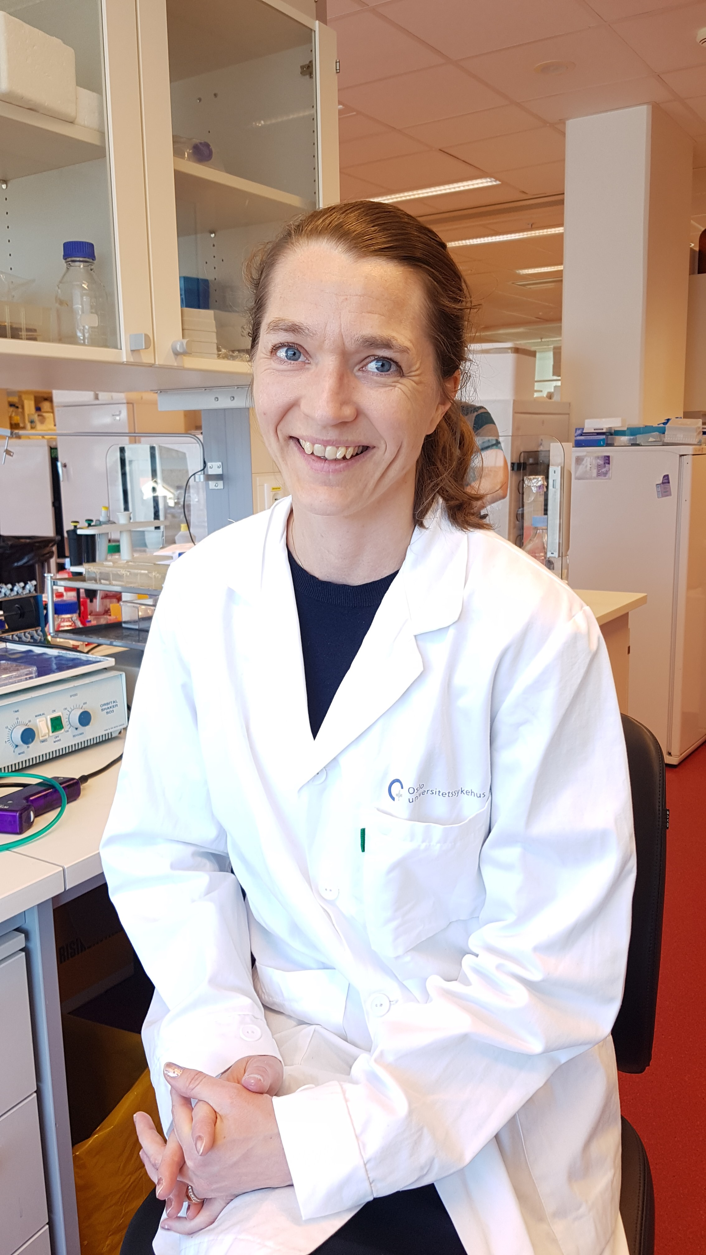 Kaisa Haglund is a project leader in Harald Stenmark' group Cancer Membrane Dynamics