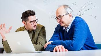 Alvaro Köhn-Luque, postdoctoral fellow at the Scientia Fellows together with his host professor Arnoldo Frigessi, is part of one of the convergence environment that recently received funding from UiO: Life Science.
