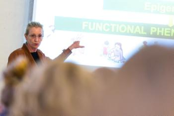 Marjanne Senekal, Professor - Division of Human Nutrition, University of Cape Town.