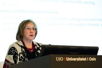 Wenche Barth Eide, Emerita, Coordinator, 'Food, Human Rights and Corporations' research and action network, University of Oslo.