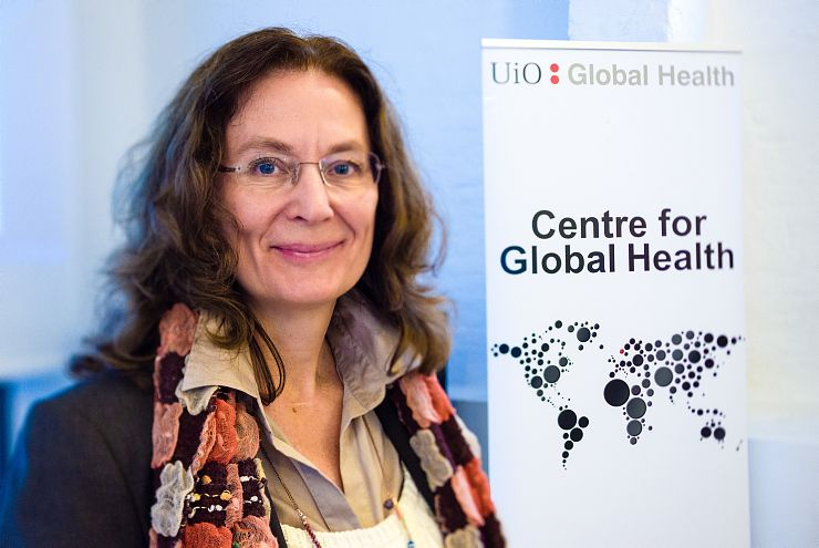 Andrea S. Winkler, Professor - Department of Community Medicine and Global Health, Director of Centre for Global Health.