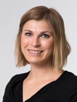 Portrett av Karin Magnusson