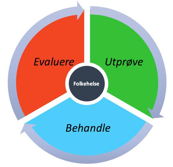Kunnskapsutvikling i sirkel