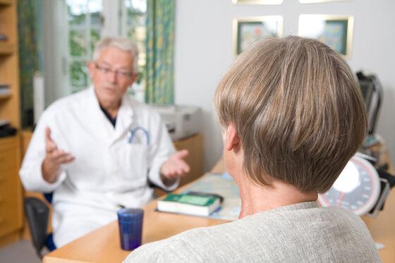 fastlege og pasient