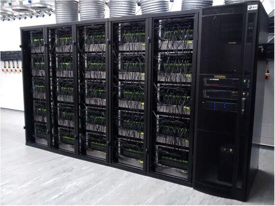 SpiNNaker - neuromorphic computer platform
