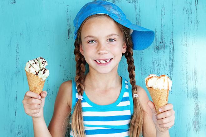 fokusere på matvaner i ung alder