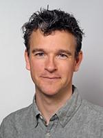Portrait of researcher Coen Campsteijn