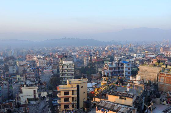 Photo of Kathmandu, the capital of Nepal