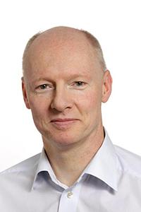 Professor Harald Stenmark. Photo: Øystein H. Horgmo, UiO