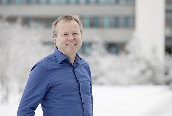 UiO-professor Torbjørn Omland