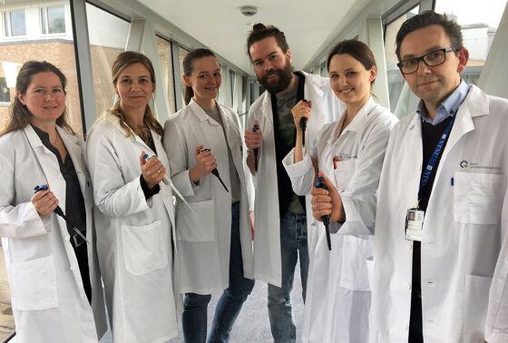 """Syv forskere starter """"Vaksinebloggen"""""""