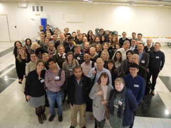Photo from EMBL in Norway event