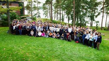 Group photo of Nordic EMBL partnership