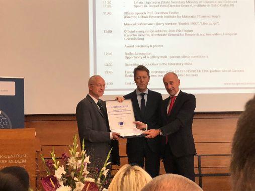 ERIC certificate