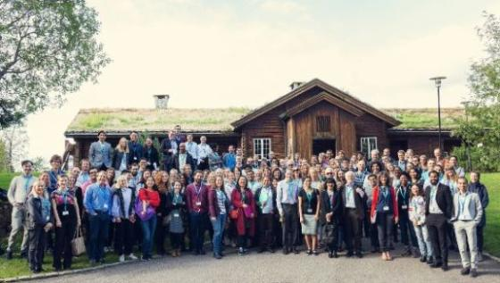 Group photo Nordic EMBL 2018
