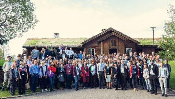 Group photo Nordic EMBL 2018
