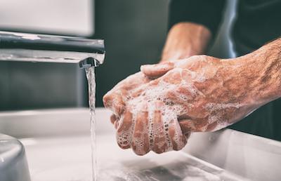image of handwashing