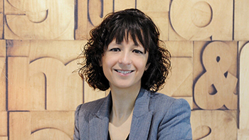 Photo of Emmanuelle Charpentier