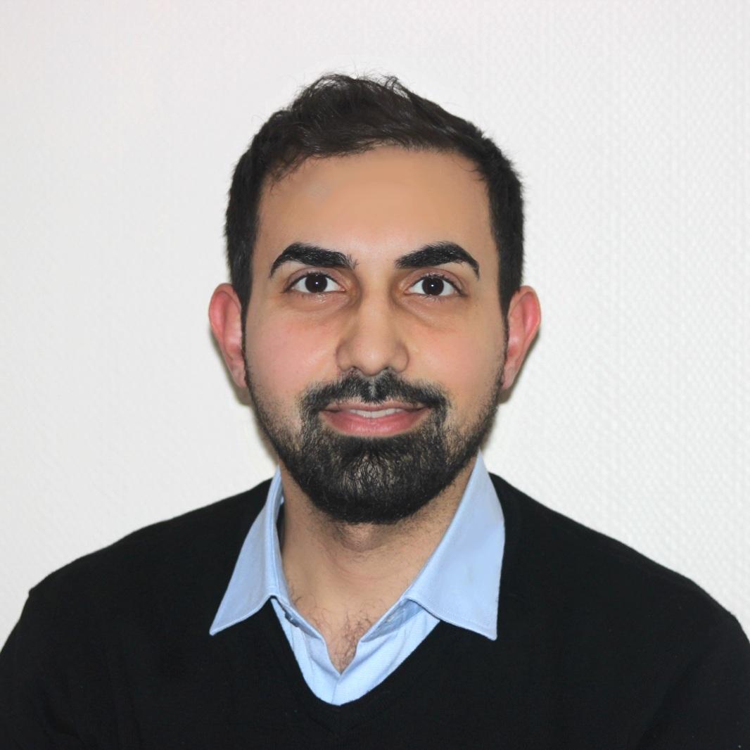 Picture of Ali Ahmad, Ahmad