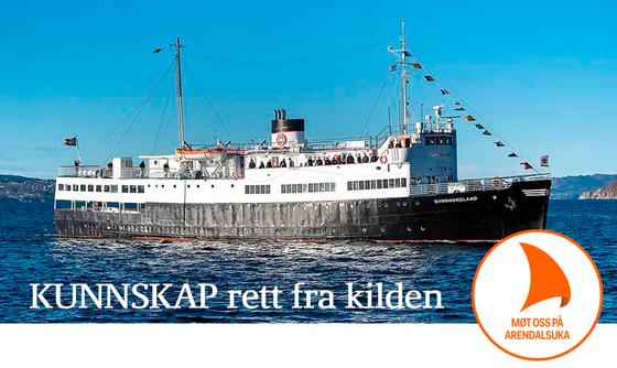 Bildet kan inneholde: Vanntransport, Skip, Kjøretøy, Båt, Ferje.