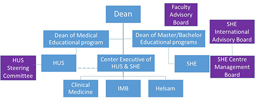 Management plan - Faculty of Medicine