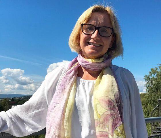 Førsteamanuensis Christine Henriksen