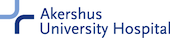 The logo for Akershus University Hospital